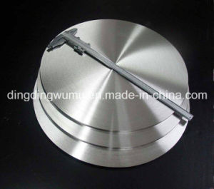 Pure Molybdenum Target for Vacuum Sputtering Coating pictures & photos