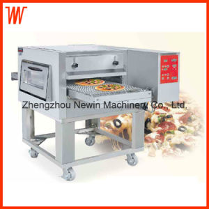 Computer Board Convection Conveyor Belt Gas Electric Pizza Oven pictures & photos