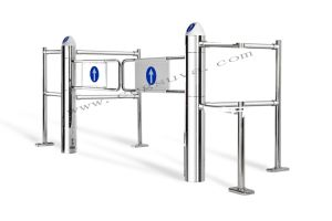 Supermarkt Swing Gate, Supermarket Entrance Gates of Rotogate, Automatic Swing Door (DR-01) pictures & photos