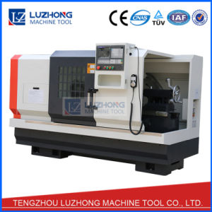 Chinese Horizontal Metal CNC Lathe machine (CNC Lathe Machine CAK6150V) pictures & photos