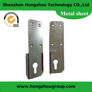 OEM Metal Sheet Fabrication Parts with Zinc Plating pictures & photos