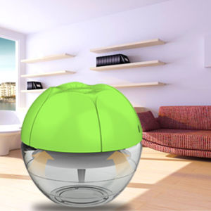 Innovated Water Washing Technology Odor and Allergen Removing Air Purifier pictures & photos