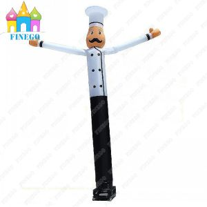 Finego Dancing Tube Inflatable Sky Dancer Inflatable Tube Man Air Puppets pictures & photos