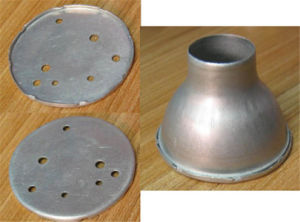 Precision Stainless Steel Stamped Parts pictures & photos