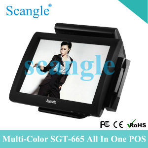 Newest! Scangle All in One/ POS Machine/ POS Terminal/ POS System pictures & photos