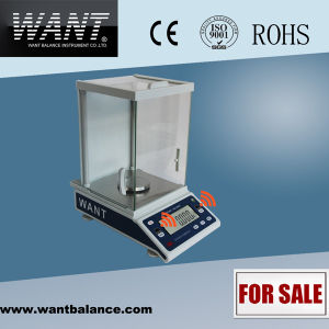 1mg/0.001g 100g/200g/500g Analytical Balance, Precision Balance, Laboratory Balance pictures & photos