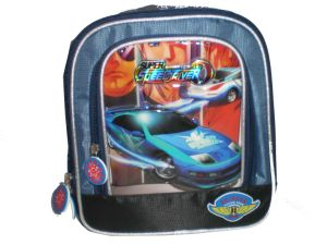 Cartoon Student School Bag 5piece Per Set pictures & photos