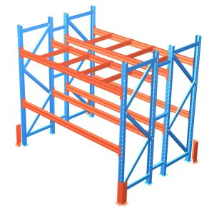 SGS/Ios9001 Certificated High Quality Q235 Steel Warehouse Pallet Rack, Storage Rack pictures & photos