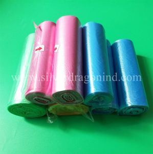 Custom LDPE/HDPE Trash Bag, Garbage Bags, Refuse Bag pictures & photos