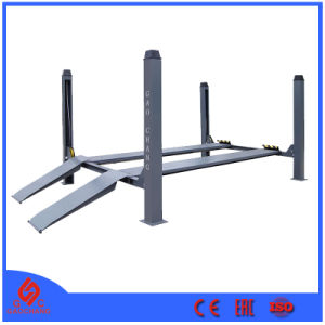 Four Post Car Lift with Large Lifting Capacity (GC-16.0F)