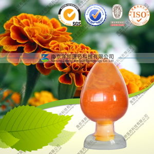 Natural Food Colours Zeaxanthin Powder Marigold Flower Extract pictures & photos