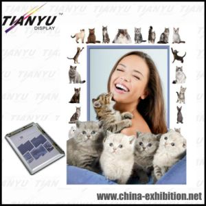 Aluminum Extrusion Profiles Photo Frame pictures & photos