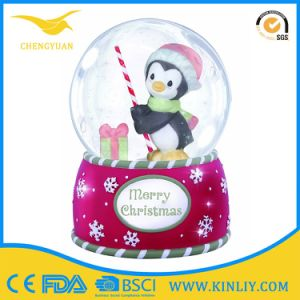 Christmas Decoration Resin Glass Ball Snow Balls with Low Price pictures & photos