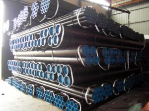 Standard JIS C8305 Seamless Steel Pipe pictures & photos