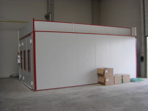 Reasonable Price Painting Booth Painting Oven pictures & photos