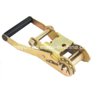 50mm X 5000kg Plastic Handle Ratchet Tie Down Metal Buckle