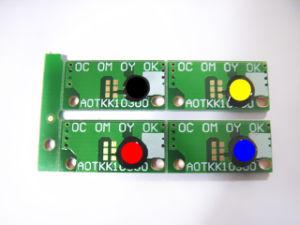 Toner Cartridge Chip for Konica Minolta Bizhub C452 C552 C652 K/M/Y/C