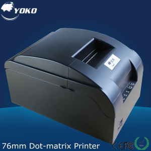 Yk-76 Stylus Printer/Barcode Printer with DOT Matrix Printing Method, Easy to Use pictures & photos