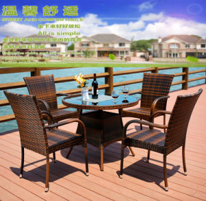 Seaside High Handmade Rattan Chair pictures & photos