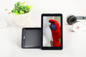 7 Inch 3G Calling Dual SIM Anroid Tablet PC with GPS Bluetooth WiFi FM
