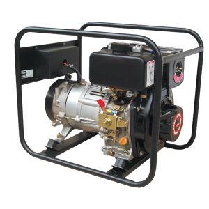 4.5 kVA Portable Diesel Generator Set (DG5500E) pictures & photos