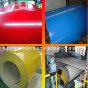 Prepainted Galvanized Steel Coils/ PPGI/Gi Supplier pictures & photos