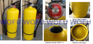 8kg Portable Dry Powder Fire Extinguisher for Colombia pictures & photos