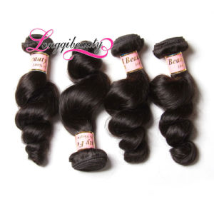 Thick Ends Real Mink Loose Wave Brazilian Hair