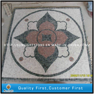 Natural Marble Stone Small Mosaic Tiles for Room/Hotel Decoration pictures & photos