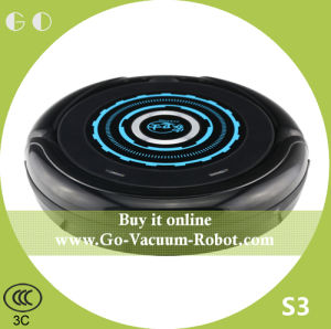Automatic Intelligent Loss Weight Low Noise Home Vacuum Cleaner pictures & photos