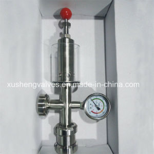 New Style Dn50 Aspetic Pressure Relief Valves pictures & photos