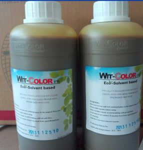 Excellent Quality Witcolor Printer Eco Solvent Ink pictures & photos