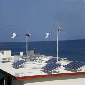 Wind Solar Hybrid Power System pictures & photos