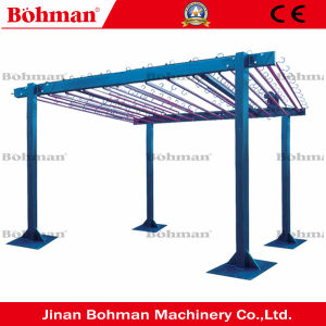 Hollow/Insulating/Insulated/Double Glass Making Aluminium Frame Conveyor pictures & photos