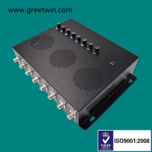 2g 3G Lte 4G Adjustable Mobile Phone Signal Jammer, 80W Phone Signal Scrambler pictures & photos