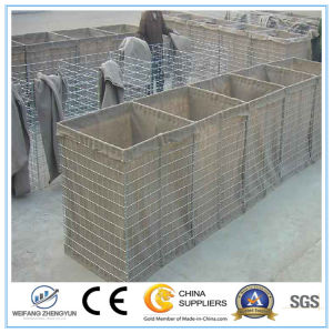 Gabion Basket /Galvanized Gabion Wall/ Gabion Manufacture pictures & photos