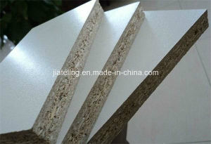 Melamine Faced Chipboard, Paper Laminated Chipboard pictures & photos