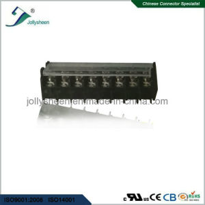 pH9.50mm Barrier Terminal Blocks  8pin Straight Type with Clear PC Safety Cover pictures & photos