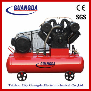 350L Double Tank High Pressure Air Compressor (V-3.0/10) pictures & photos