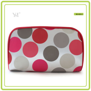 New Product Custom Print Wholesale Shiny Toiletry Bag pictures & photos