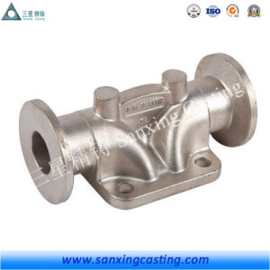 China OEM Stainless Steel Precision Machining Part for Valve pictures & photos