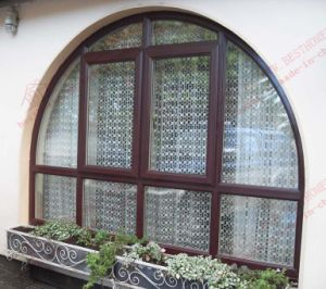High Quality Aluminium Arched Window (BHA-CWA11) pictures & photos