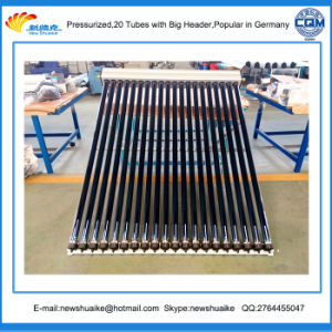 Vacuum Tube Solar Collector Exported with High Quality