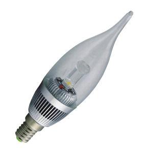 1W E14 Candle LED Bulb (Item No.: RM-dB0023)