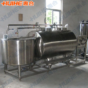 Soybean Factory Cleaning System Cip for Clean pictures & photos
