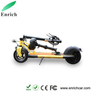 Hot Design Folding Electric Scooter 10 Inches Tyre pictures & photos