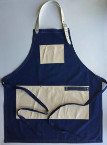 Duck Canvas Leather Apron with Custom Logo pictures & photos