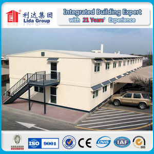 Flat Pack House Manufacturers Labor Camp Container Military Container House pictures & photos