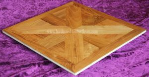 Teak Natural Color Wooden Flooring pictures & photos