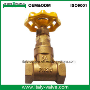 OEM&ODM Brass Forged Stop Valve (IC-4040) pictures & photos